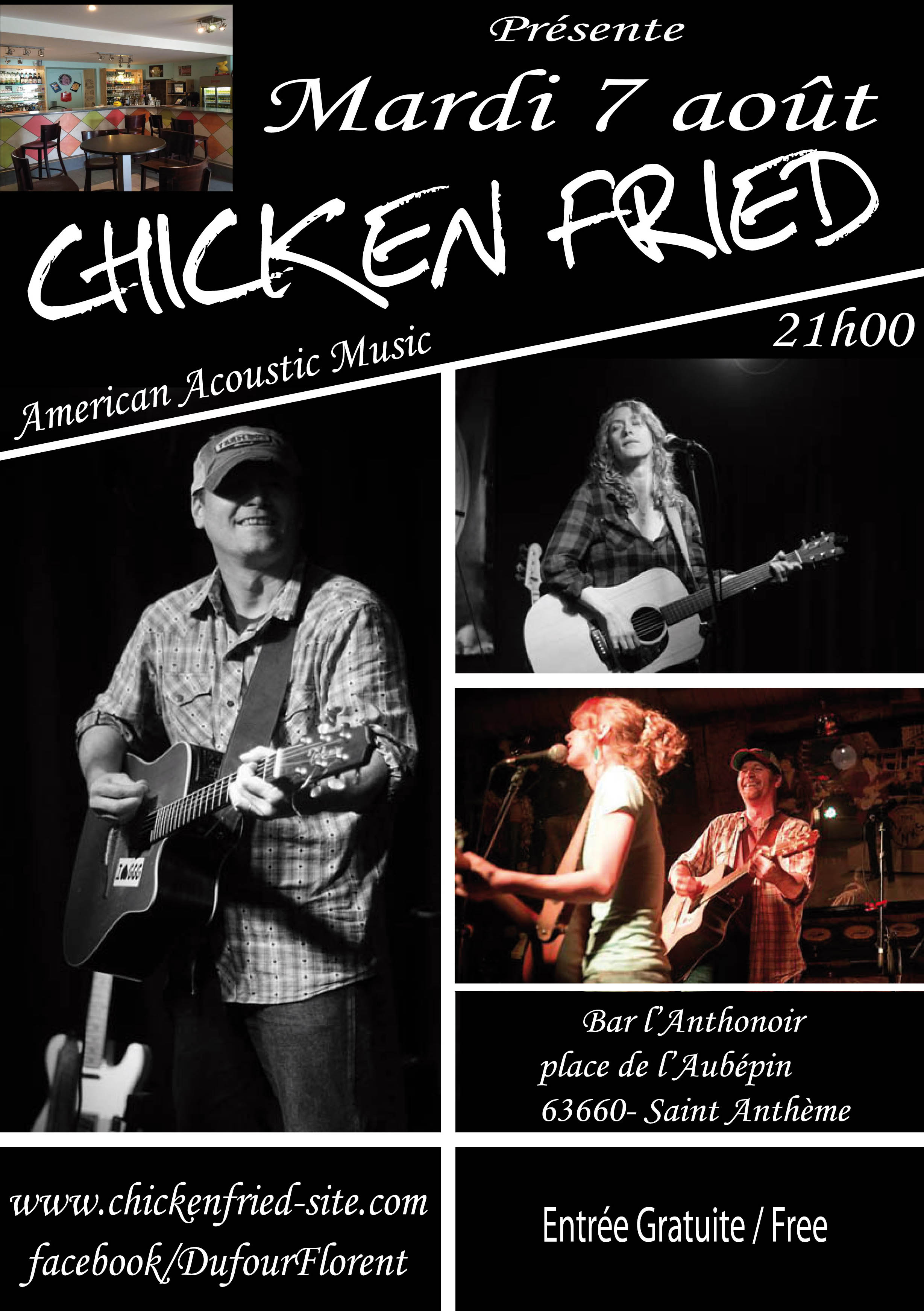 chicken fried le duo acoustique de musiques am u00e9ricaines de